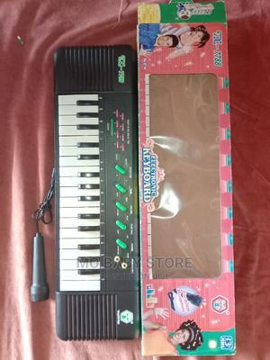 Musical Keyboard With Microphone | Toys for sale in Lagos State, Alimosho