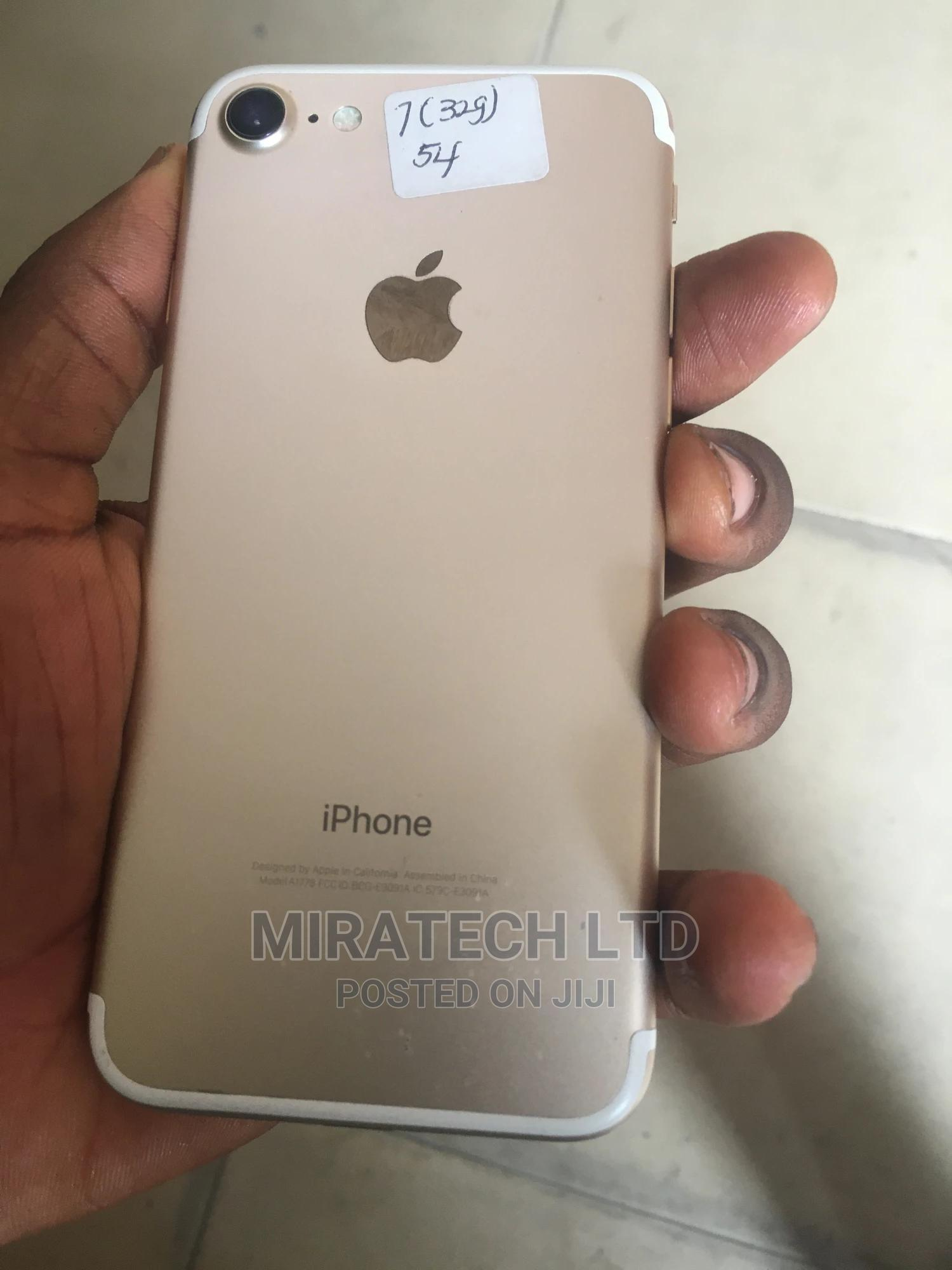 New Apple iPhone 7 32 GB Silver