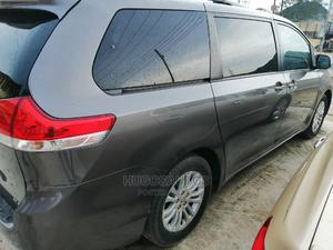 Toyota Sienna 2012 XLE 7 Passenger Mobility Gray | Cars for sale in Rivers State, Port-Harcourt