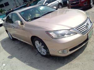 Lexus ES 2011 Gold | Cars for sale in Rivers State, Obio-Akpor