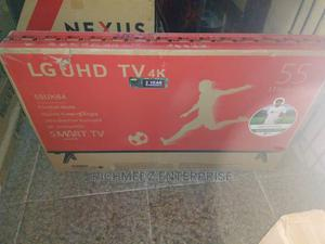 """55"""" LG Uhd Smart Television 