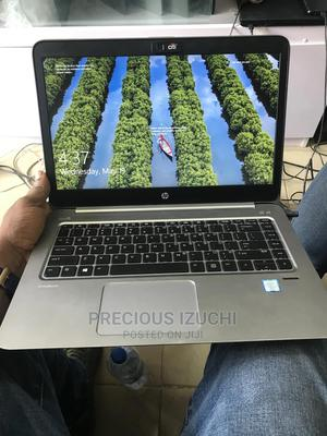 Laptop HP EliteBook 1040 G3 8GB Intel Core I7 HDD 256GB | Laptops & Computers for sale in Lagos State, Ikeja