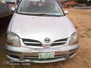 Nissan Almera 2003 1.5 D Silver | Cars for sale in Lagos State, Alimosho