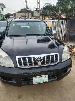 Toyota Land Cruiser Prado 2005 Black | Cars for sale in Lagos State, Abule Egba