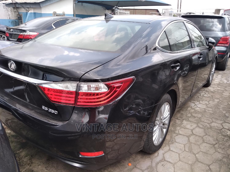 Lexus ES 2015 350 FWD Black   Cars for sale in Ikeja, Lagos State, Nigeria