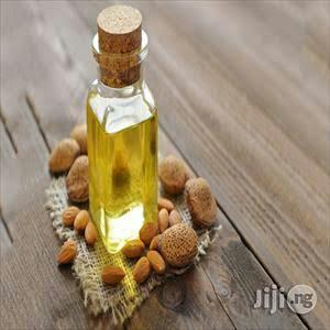Sweet Almond Oil Pure Unrefined Coldpressed Almond Oil | Skin Care for sale in Plateau State, Jos