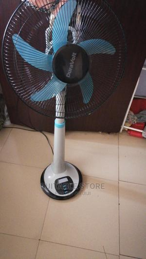 14 Inch Duravolt Rechargeable Fan   Home Appliances for sale in Lagos State, Oshodi