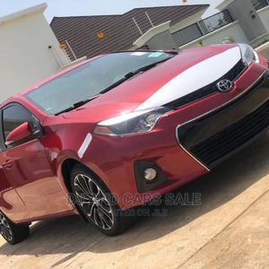 Toyota Corolla 2015 Red   Cars for sale in Osun State, Iwo