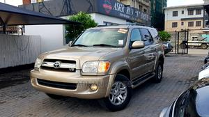 Toyota Sequoia 2006 Gold   Cars for sale in Lagos State, Lekki