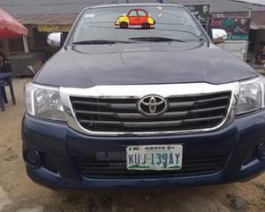 Toyota Hilux 2015 SR 4x4 Blue | Cars for sale in Rivers State, Port-Harcourt