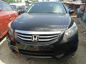 Honda Accord 2010 Coupe EX-L Black | Cars for sale in Lagos State, Apapa