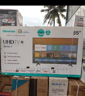 Promo on Hisense 65inches Smart TV With 2 Years Warranty | TV & DVD Equipment for sale in Delta State, Warri