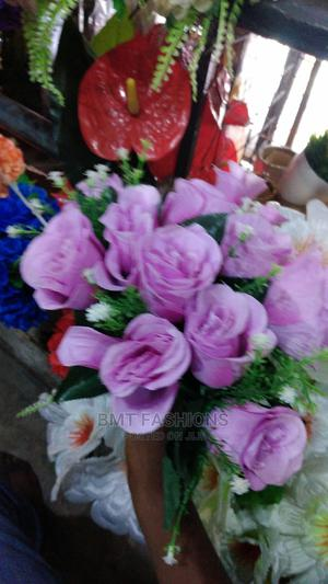 Lilac Rose Bunch   Home Accessories for sale in Lagos State, Ogba