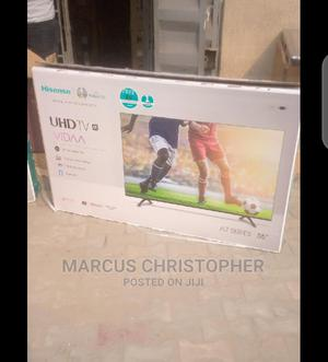 Original Hisense 55inches Smart TV at a Discounted Price | TV & DVD Equipment for sale in Delta State, Warri