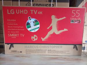 Discount on LG 55 Inches Smart TV at a Discounted Price   TV & DVD Equipment for sale in Ogun State, Ado-Odo/Ota