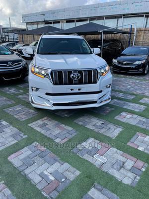 Toyota Land Cruiser Prado 2012 VX White | Cars for sale in Lagos State, Lekki