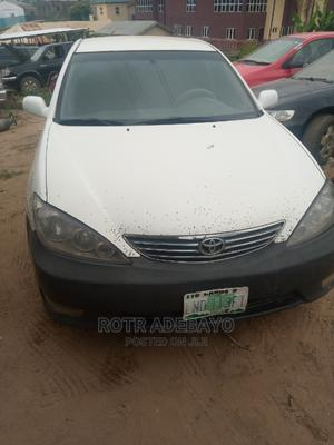 Toyota Camry 2006 White   Cars for sale in Lagos State, Ojodu