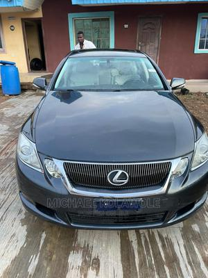 Lexus GS 2010 Gray | Cars for sale in Oyo State, Ibadan