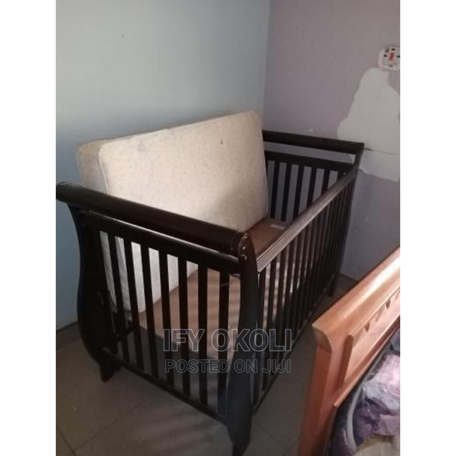 Archive: Wooden Baby Crib