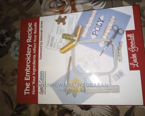 Embroidery Recipe Books | Manufacturing Materials for sale in Lagos State, Lagos Island (Eko)