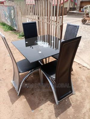 009 Dining Table With Chairs | Furniture for sale in Abuja (FCT) State, Kubwa