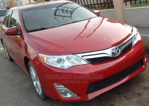 Toyota Camry 2013 Red | Cars for sale in Lagos State, Oshodi