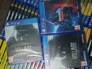 Resident Evil Village   Video Games for sale in Lagos State, Lekki