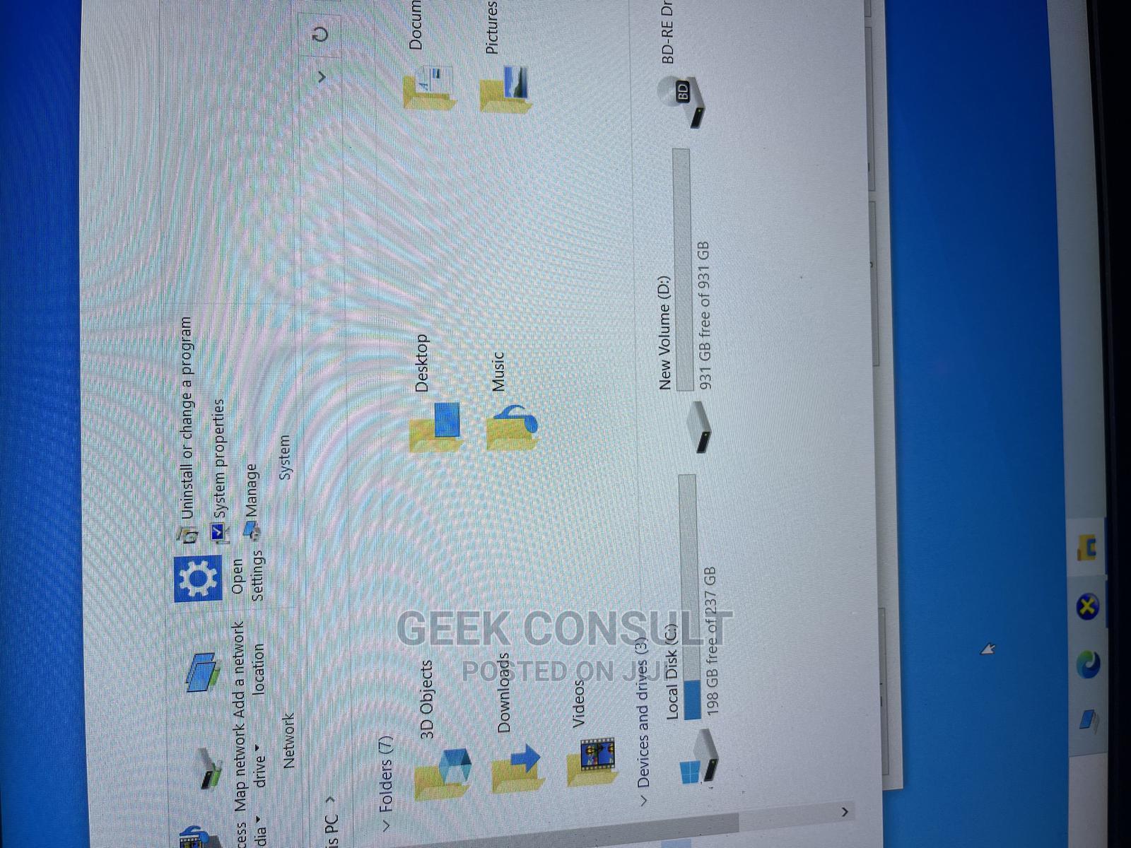 Laptop MSI GT80 2QE Titan SLI 16GB Intel Core I7 SSD 256GB | Laptops & Computers for sale in Ikeja, Lagos State, Nigeria