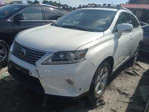 Lexus RX 2013 White   Cars for sale in Lagos State, Apapa