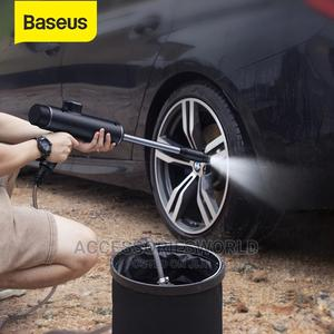 Baseus Electric Car Washer Gun High Pressure Cleaner Nozzle   Vehicle Parts & Accessories for sale in Lagos State, Ikeja