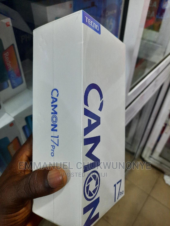 New Tecno Camon 17 Pro 256 GB | Mobile Phones for sale in Ikeja, Lagos State, Nigeria