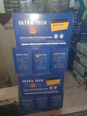 Inverter Battery Ultratech | Solar Energy for sale in Ogun State, Imeko Afon