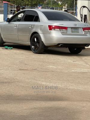 Hyundai Sonata 2007 3.3 V6 GLS Automatic Silver | Cars for sale in Delta State, Ethiope East