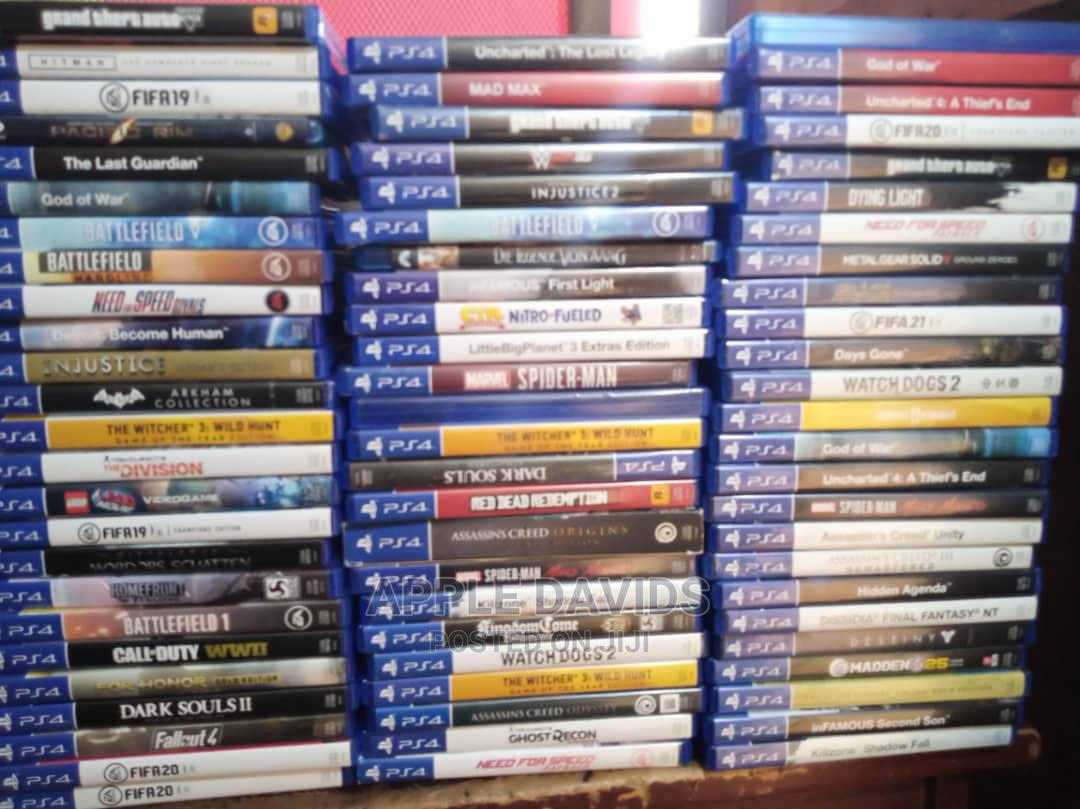 Ps5 Fifa 21 Ps5 Mk 11   Video Games for sale in Ibadan, Oyo State, Nigeria