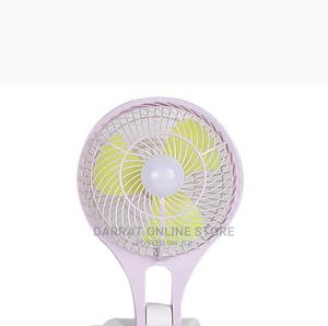 Mini Rechargeable Fan | Home Appliances for sale in Lagos State, Agege