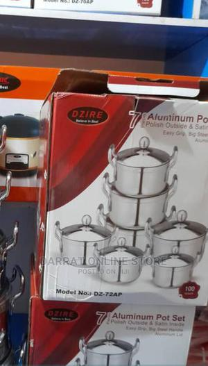 7set Of Cooking Pots   Kitchen & Dining for sale in Lagos State, Agege