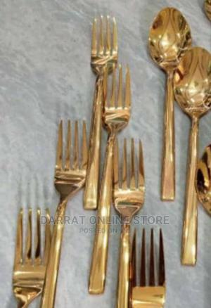Set Of Spoon And Folk | Kitchen & Dining for sale in Lagos State, Agege