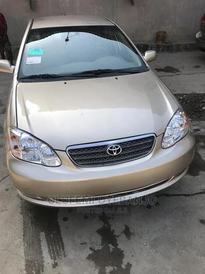 Toyota Corolla 2007 LE Gold | Cars for sale in Lagos State, Isolo