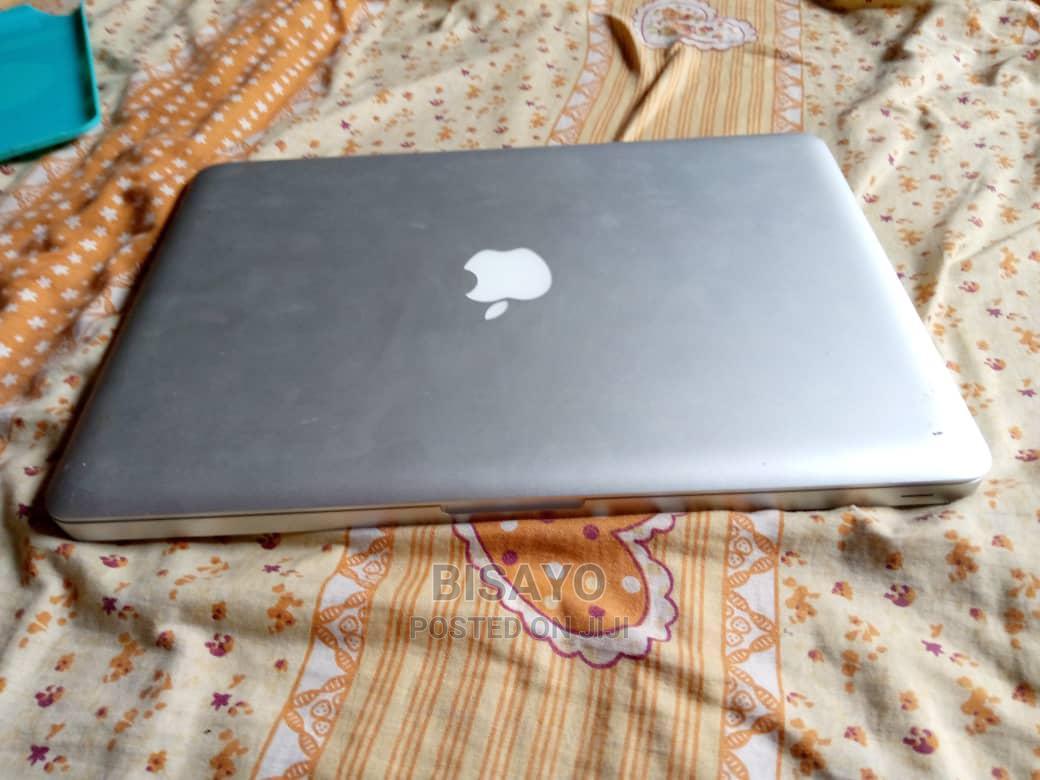 Archive: Laptop Apple MacBook Pro 2012 4GB Intel Core I5 HDD 500GB
