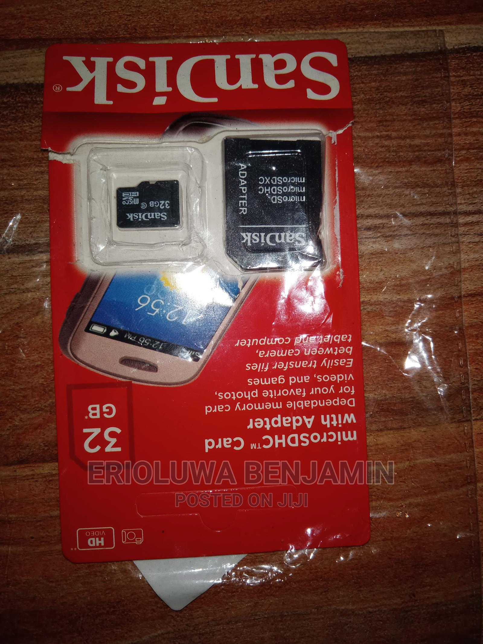 Archive: Sandisk Memory Card for Pc Cameras and More