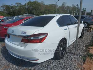 Honda Accord 2013 White | Cars for sale in Abuja (FCT) State, Apo District