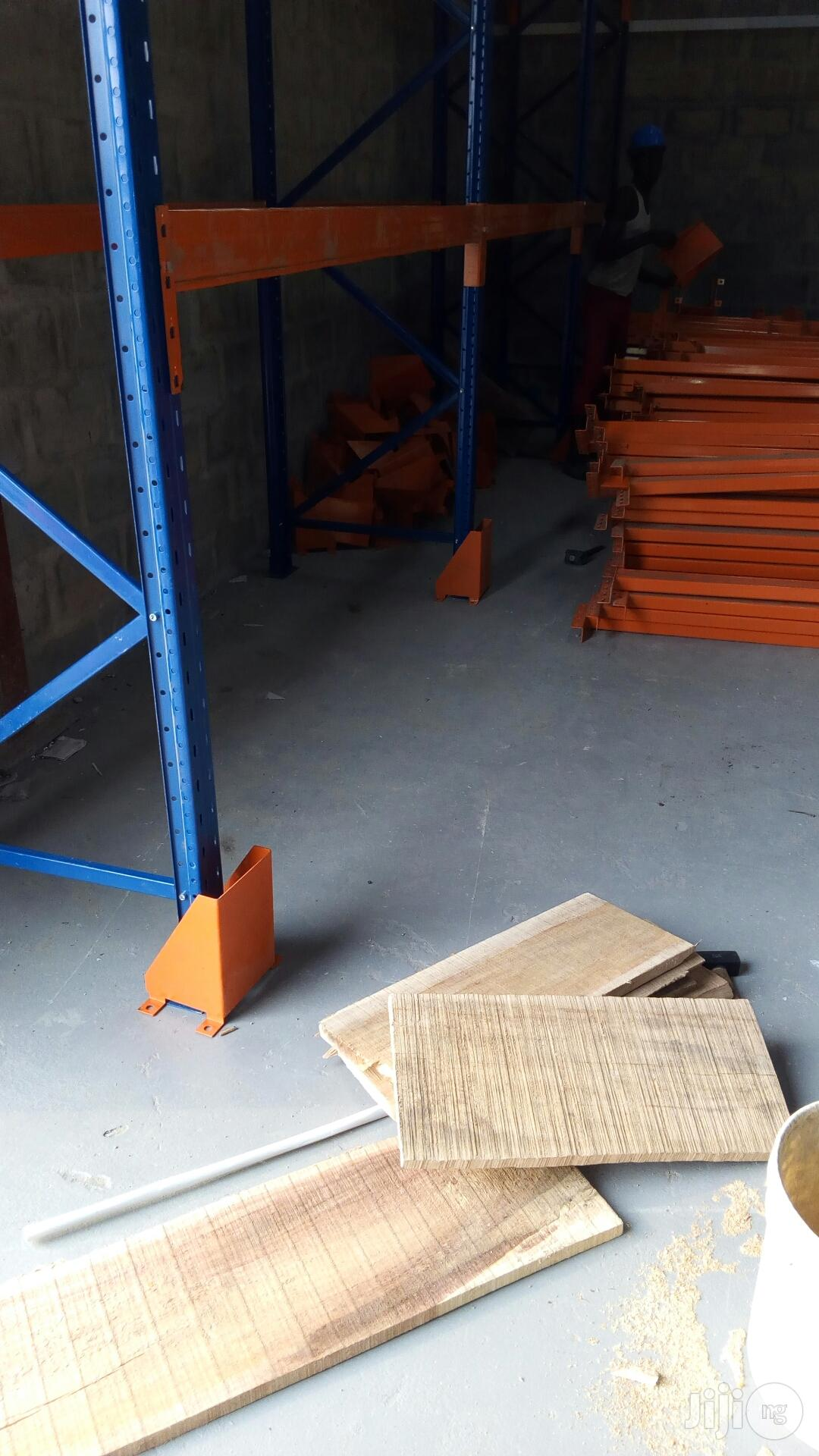 Your Warehouse Racking 4 | Store Equipment for sale in Lagos Island (Eko), Lagos State, Nigeria