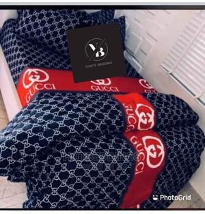 Designer Duvet,Bedspread and 4 Pillowcases   Home Accessories for sale in Lagos State, Ikeja