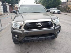 Toyota Tacoma 2014 Gray | Cars for sale in Lagos State, Amuwo-Odofin