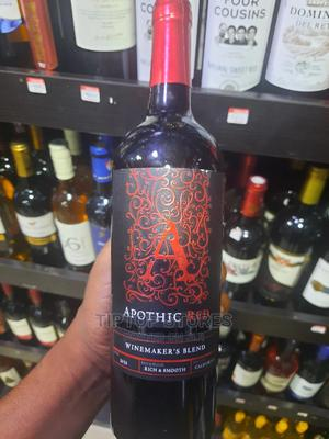 Apothic Red Wine | Meals & Drinks for sale in Lagos State, Surulere