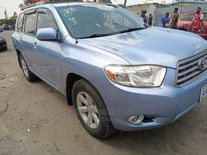 Toyota Highlander 2009 Limited Blue | Cars for sale in Lagos State, Ikeja