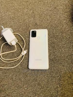 Samsung Galaxy A21s 64 GB White | Mobile Phones for sale in Oyo State, Ibadan
