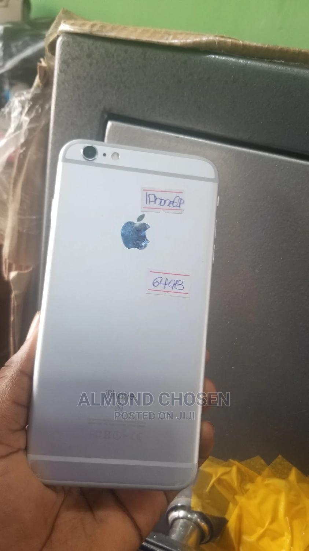 Apple iPhone 6s Plus 64 GB Silver | Mobile Phones for sale in Ikeja, Lagos State, Nigeria