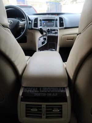 Toyota Venza 2012 V6 AWD Red | Cars for sale in Lagos State, Yaba