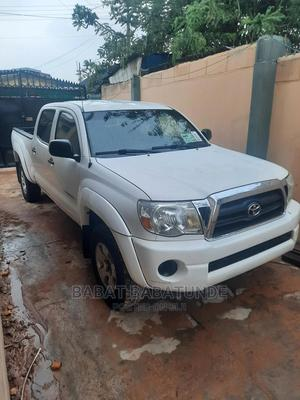 Toyota Tacoma 2010 White | Cars for sale in Oyo State, Ibadan
